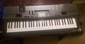 Yamaha YPT-230 , Casio CTK 720 for Sale in Alexandria, VA