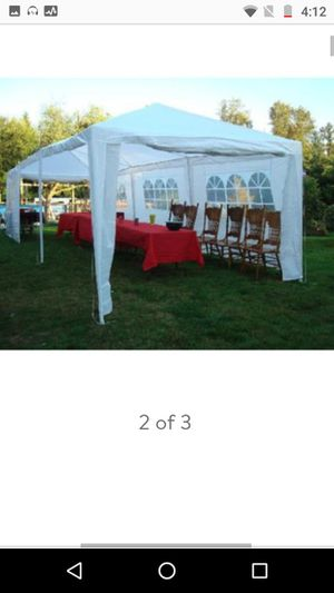 Party Tent 8x10 brand new for Sale in Phoenix, AZ