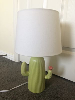 Cactus Lamp for Sale in West Covina, CA