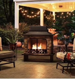 Wood fire pit for Sale in Riverside, CA