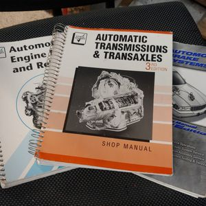 Chek Chart 3rd Edition Shop Manuals for Sale in Aberdeen, WA