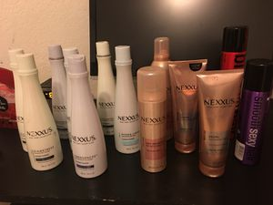 Nexxus, Big and Sexy, old spice, Nair and more for Sale in Mesa, AZ
