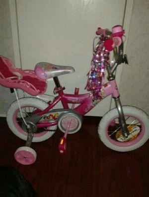 """Disney princess 12"""" kids bike for Sale in Orlando, FL"""
