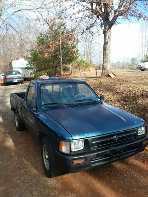 Toyota 1994 single cab pick up truck for Sale in Marion, NC