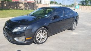 2010 Ford Fusion 98K clean title for Sale in Dallas, TX