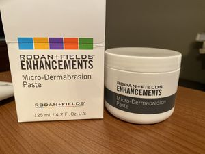 Brand new unopened Rodan and Fields Micro-Dermabrasion Paste for Sale in Charlotte, NC