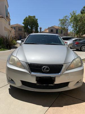 2009 Lexus IS 250 for Sale in San Diego, CA