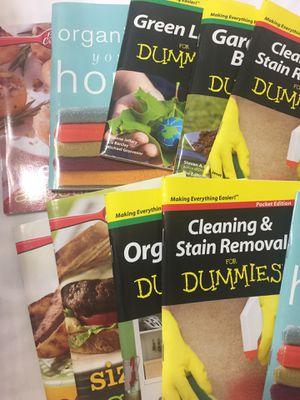 Books for dummies 10 mini books for Sale in Azle, TX