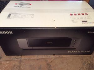 Canon pixma pro9000 photo printer for Sale in Glendale, AZ