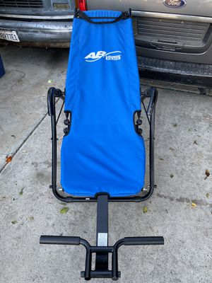 Workout chair for Sale in Riverside, CA