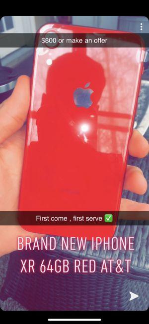 iPhone XR 64gb AT&T-brand new for Sale in Jonesboro, AR