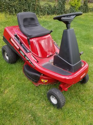 """Craftsman 30"""" 2-N-1 Riding Lawn Mower for Sale in Hillcrest Heights, MD"""