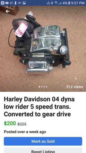 Harley Davidson trans low miles for Sale in Manassas, VA
