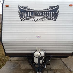 2015 Wild Wood Xlite Travel Trailer for Sale in Mesquite, TX