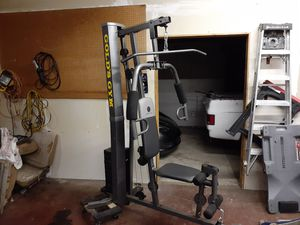 Golds Gym XRS-50 Home Gym for Sale in Llano, CA