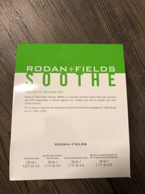 Rodan and Fields 🧖‍♀️ Soothe Skin Care Regimen, new in box! for Sale in Los Angeles, CA