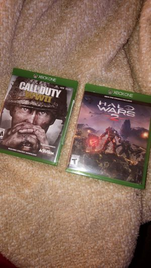 Xbox one games for Sale in Salem, VA