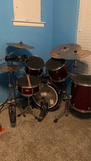 Pearl custom drum set for Sale in Burleson, TX