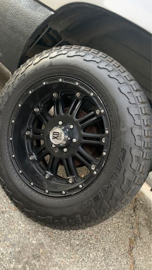 20in XD Rims for Sale in Anaheim, CA
