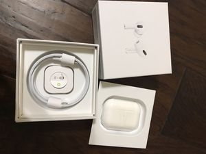 Airpod pro never used for Sale in Spring, TX