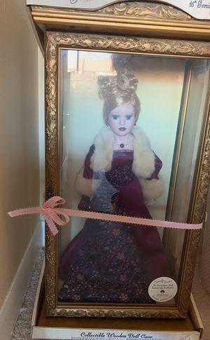 "16"" Porcelain Doll Carmellia Garden for Sale in Silver Spring, MD"