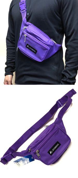 NEW! Waist / Shoulder Side Bag rave fanny pack crossbody bag waist pack music Festival chest bag pouch hip bag for Sale in Carson, CA