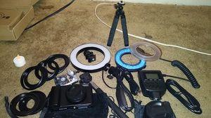 Pro camera set for Sale in Tucson, AZ