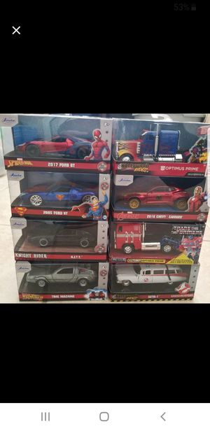 Die cast Hollywood Rides for Sale in Miami, FL