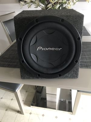 Sub for Sale in Portland, OR
