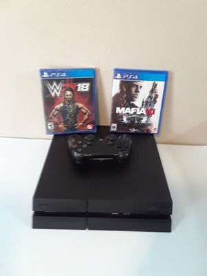 Ps4 500gb $230 firm price for Sale in Houston, TX