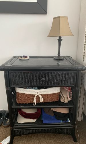 Z Gallerie nightstand/small dresser for Sale in Santa Monica, CA