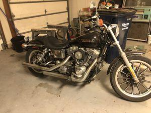 """2001 Harley Davidson """"Dyna Low Ryder"""" 6.8k miles! for Sale in Charlotte, NC"""