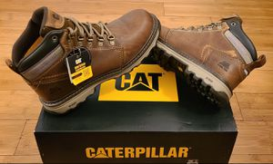 CAT Work Boots size 7.5,8 and 8.5 for Women = Fits size 6,6.5 and 7 in Men. for Sale in Lynwood, CA