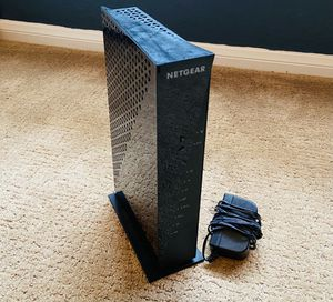 NETGEAR Dual-Band Modem Router AC1750 for Sale in Tustin, CA