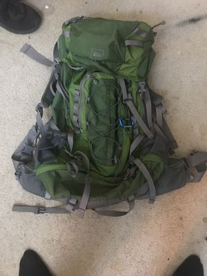 40L REI hiking backpack for Sale in Midlothian, VA