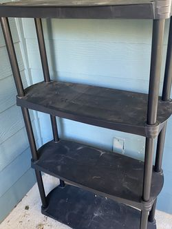 Black Storage Shelving for Sale in Austin,  TX