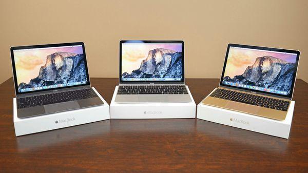 *** Apple MacBook Pro & Apple MacBook Air Laptops / New & Refurbished ***