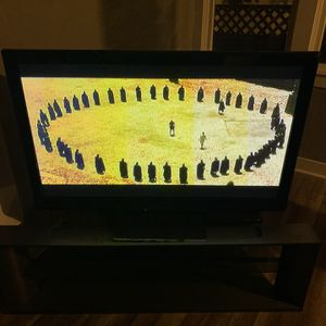 Nice Panasonic Flat Screen Tv, I Think It's A 50inch. Nice Screen. for Sale in Los Gatos, CA