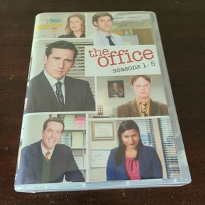 The Office! Seasons 1-5 for Sale in Dundee, MI