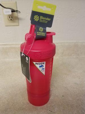 Blender bottle (ball not included) for Sale in Houston, TX