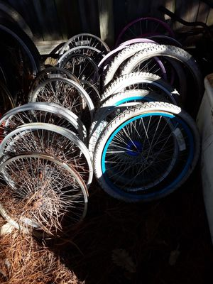 Bmx rims and bikes for Sale in Chesapeake, VA