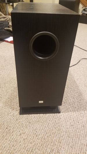 Onkyo powered subwoofer for Sale in Etna, OH