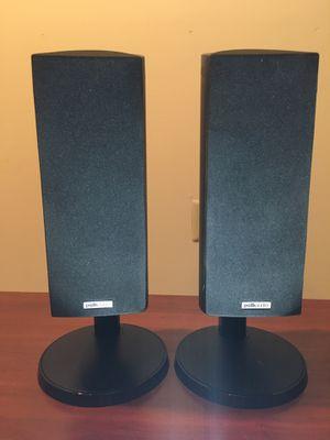 Polk audio Rms 201 pair speakers ! for Sale in Malvern, PA