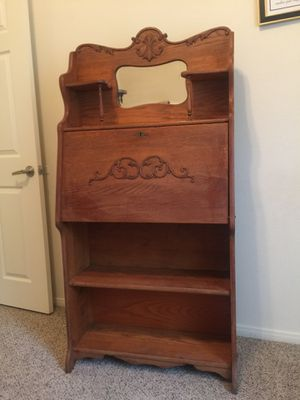 Antique secretary desk for Sale in Chula Vista, CA