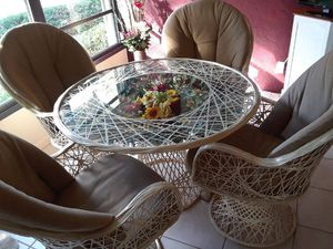 Patio furniture custom made for Sale in Palm Springs, FL