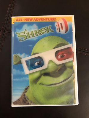 Shrek 3D for Sale in Burleson, TX