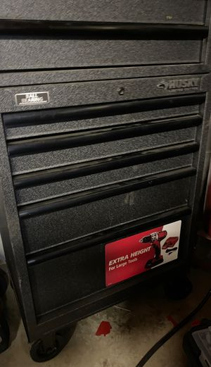 Husky Tool Box for Sale in Morgantown, WV