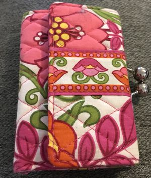 Vera Bradley Kisslock Wallet-New, but without tag $5 for Sale in Port St. Lucie, FL
