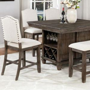 6 PIECE DINING ROOM SET $39 DOWN PAYMENT only for Sale in Arlington, VA