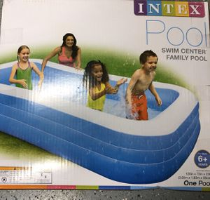 Inflatable Summer Pool for Sale in Puyallup, WA